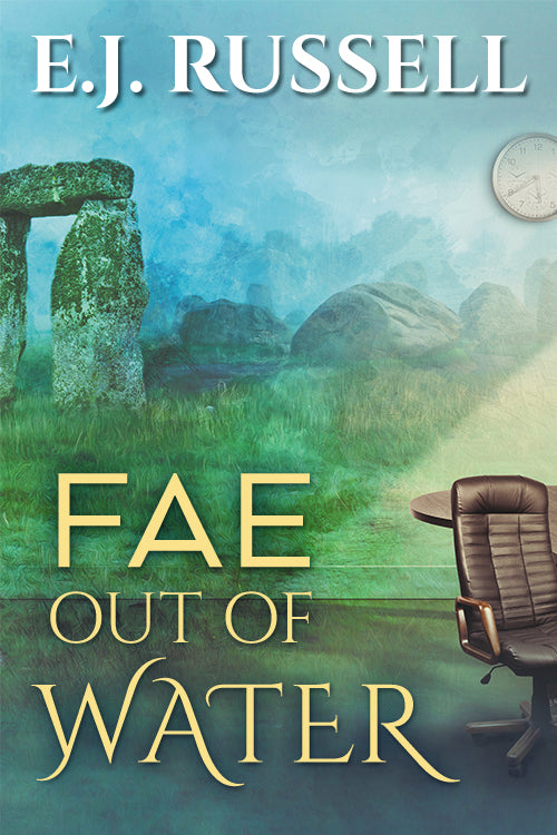 Bundle: Fae Out of Water: The Complete Collection