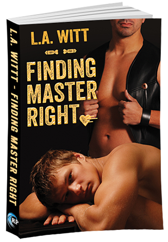 Finding Master Right - Inventory Clearance Paperback!