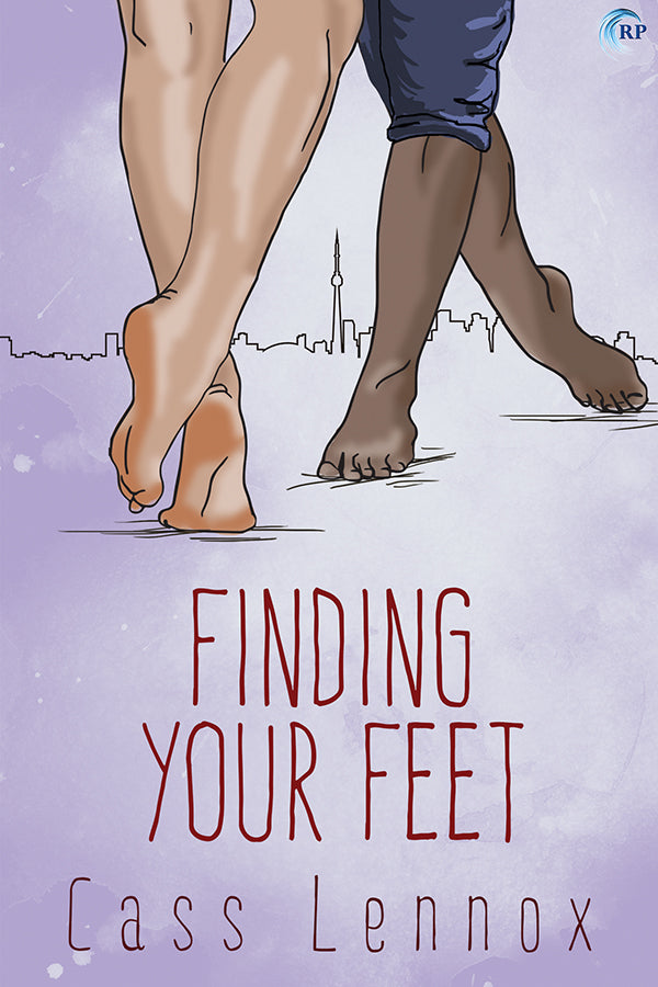 Finding Your Feet (A Toronto Connections Novel) - Inventory Clearance Paperback!