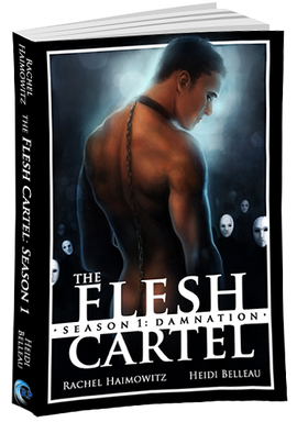 The Flesh Cartel, Season 1: Damnation - Inventory Clearance Paperback!