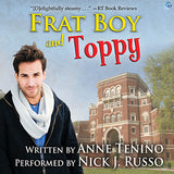 Frat Boy and Toppy (A Theta Alpha Gamma Novel)