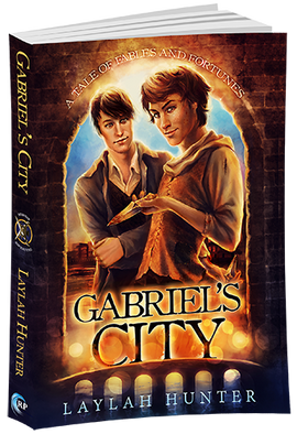 Gabriel's City: A Tale of Fables and Fortunes - Inventory Clearance Paperback!