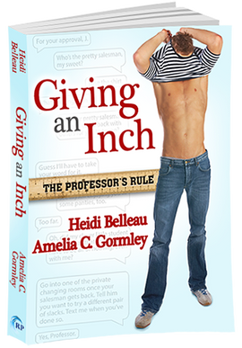 Giving an Inch - Inventory Clearance Paperback!