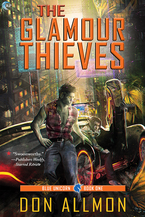 The Glamour Thieves (A Blue Unicorn novel)