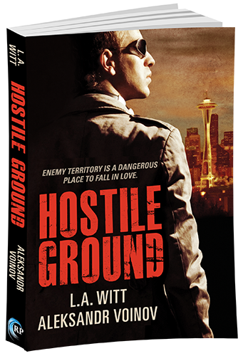 Hostile Ground - Inventory Clearance Paperback!