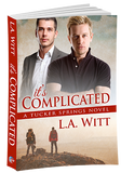 It's Complicated - Inventory Clearance Paperback!