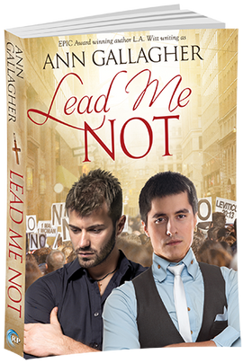 Lead Me Not - Inventory Clearance Paperback!
