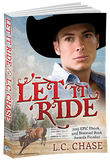 Let It Ride - Inventory Clearance Paperback!