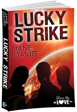 Lucky Strike - Inventory Clearance Paperback!