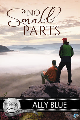 No Small Parts (A Bluewater Bay Novel)