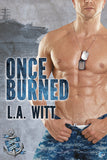 Once Burned (Anchor Point, #6)