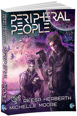 Peripheral People - Inventory Clearance Paperback!