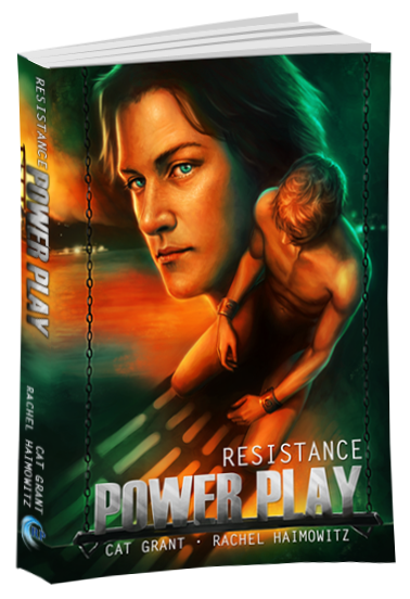 Power Play: Resistance - Inventory Clearance Paperback!