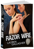 Razor Wire - Inventory Clearance Paperback!