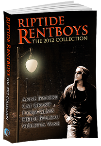 Riptide Rentboys Collection - Inventory Clearance Paperback!