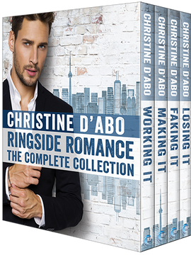 Bundle: Ringside Romance: The Complete Collection