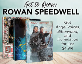 Bundle: Get to Know: Rowan Speedwell