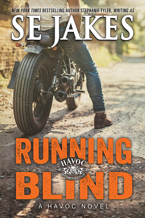 Running Blind (A Havoc Novel)