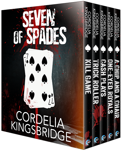 Bundle: Seven of Spades: The Complete Collection
