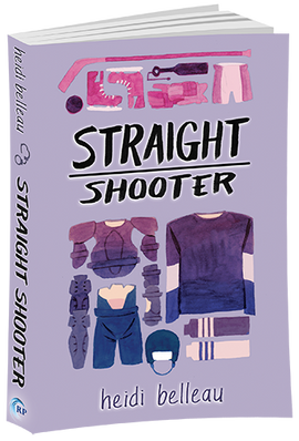 Straight Shooter - Inventory Clearance Paperback!