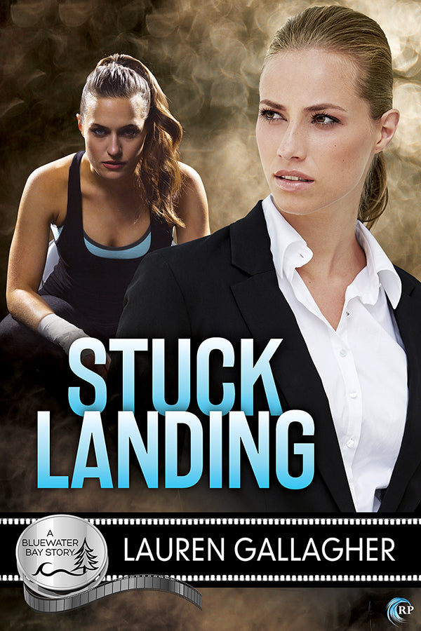 Stuck Landing (A Bluewater Bay Novel)
