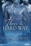 Three the Hard Way (A Holiday Charity Novel)