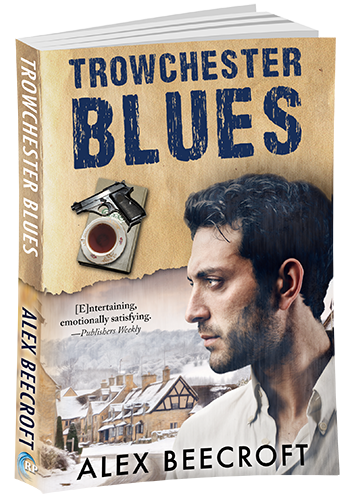 Trowchester Blues - Inventory Clearance Paperback!