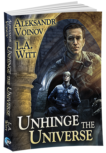 Unhinge the Universe - Inventory Clearance Paperback!