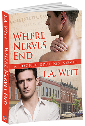 Where Nerves End - Inventory Clearance Paperback!