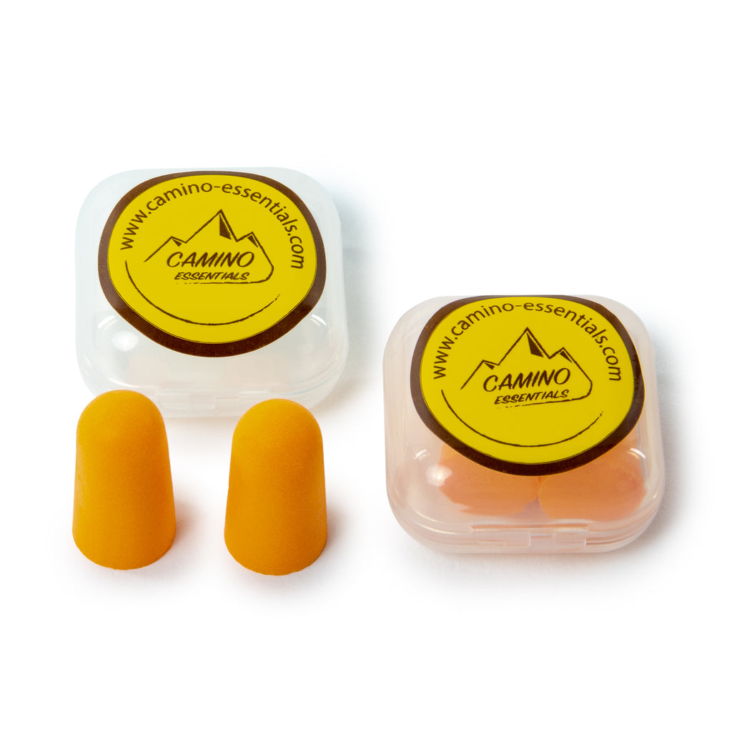 Reusable Ear Plugs (2 pairs)