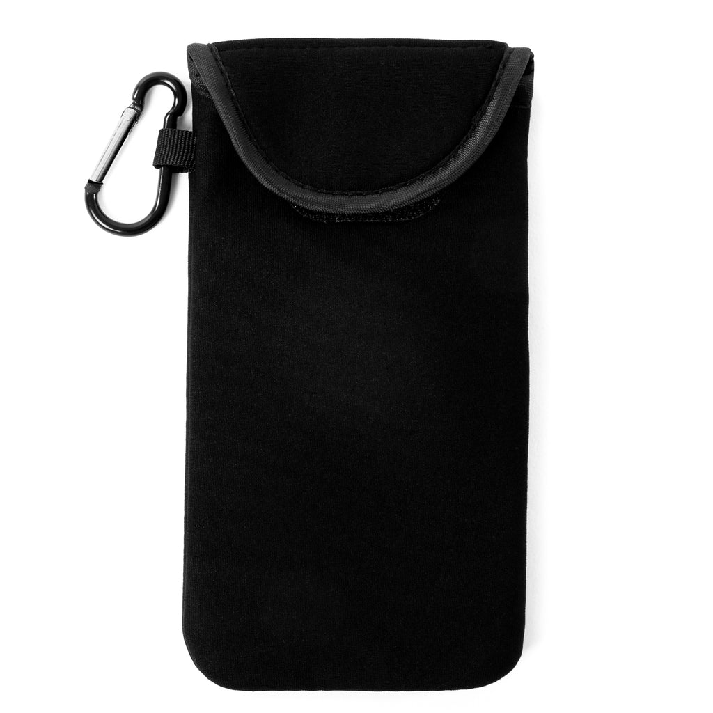 Phone Pouch with Carabiner