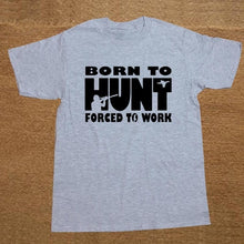 Load image into Gallery viewer, BORN TO HUNT T-SHIRT