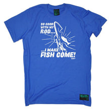 Load image into Gallery viewer, I MAKE FISH COME T-SHIRT