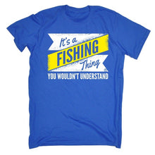 Load image into Gallery viewer, FISHING THING T-SHIRT