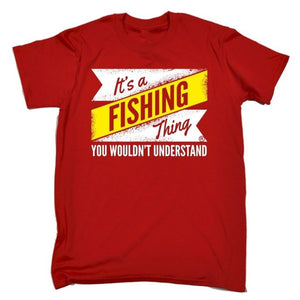 FISHING THING T-SHIRT