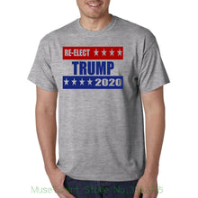 Load image into Gallery viewer, RE-ELECT TRUMP T-SHIRT