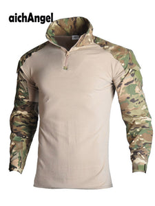 CAMOUFLAGE TACTICAL SHIRT