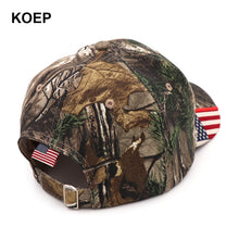 Load image into Gallery viewer, TRUMP CAMO HAT