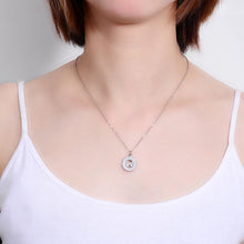 Load image into Gallery viewer, Iced Initial Necklace