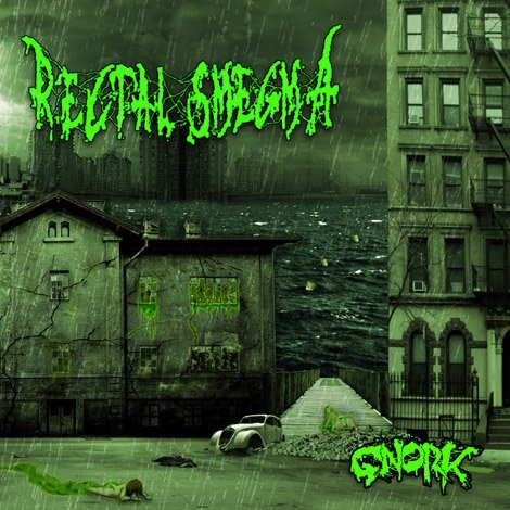 RECTAL SMEGMA - Gnork CD