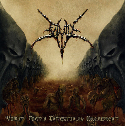 ENMITY - Vomit Forth Intestinal Excrement CD