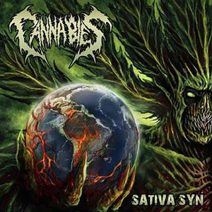 CANNABIES - Sativa Syn CD