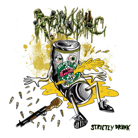 ANALKHOLIC  - Strictly Drunk CD