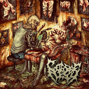 CORPSEFLESH - Tattooed by a Blowtorch CD