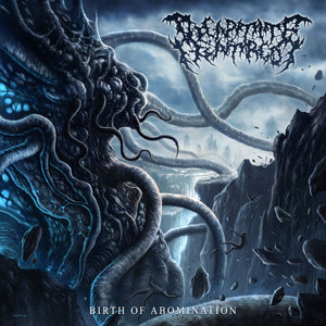 DECAPITATED HATRED - Birth of Abomination CD