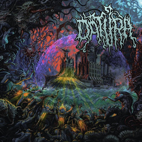 DATURA - Spreading the absorption CD