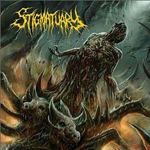 STIGMATUARY - Decimation of the Psyche May CD