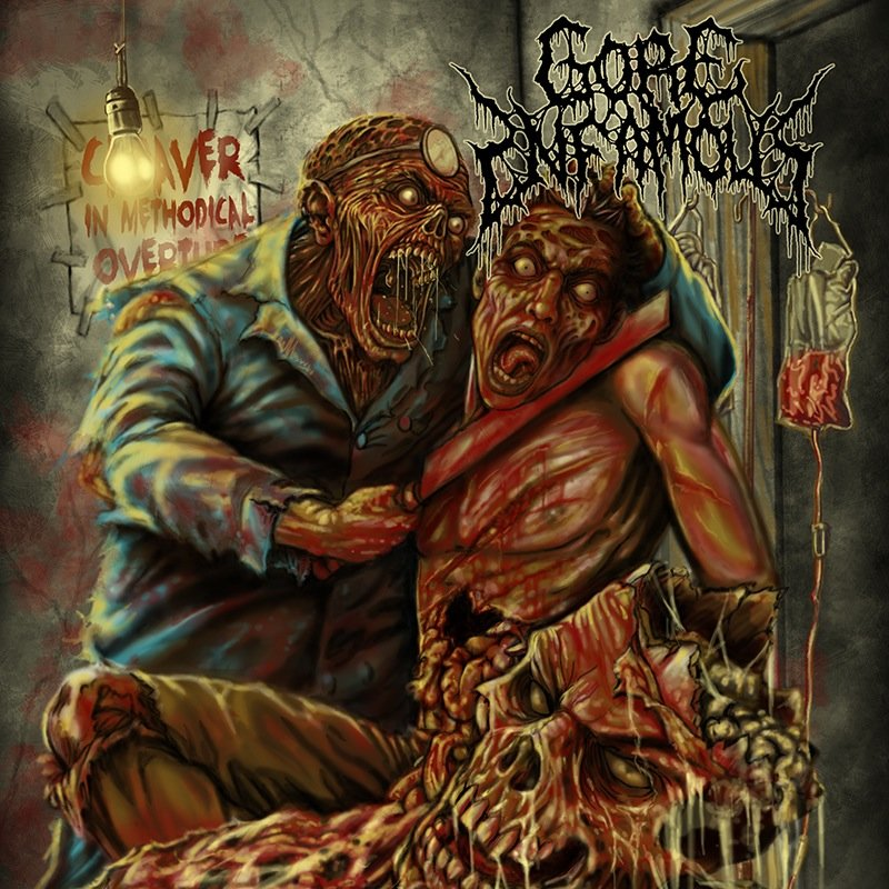 GORE INFAMOUS - Cadaver In Methodical Overture CD