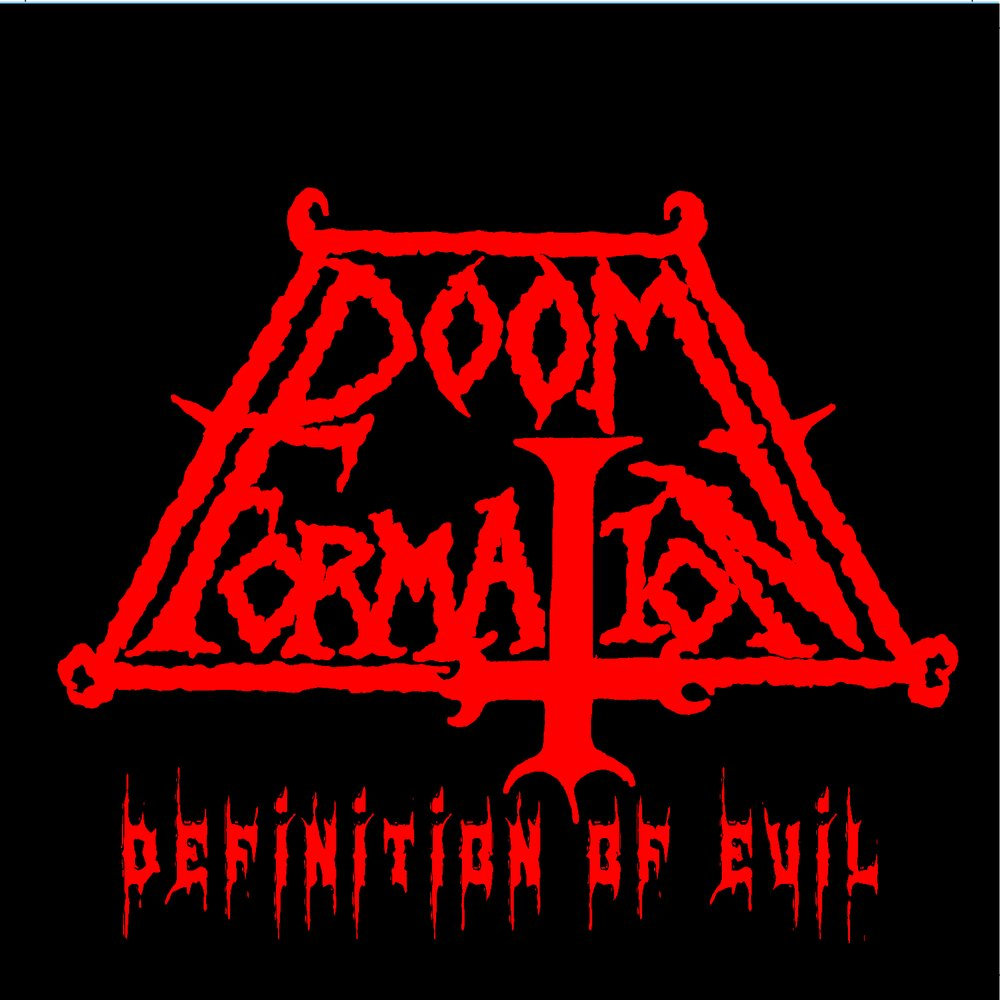 DOOM FORMATION - The Definition Of Evil MCD