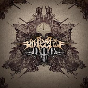 INFESTED - 1000 Doors ‎CD